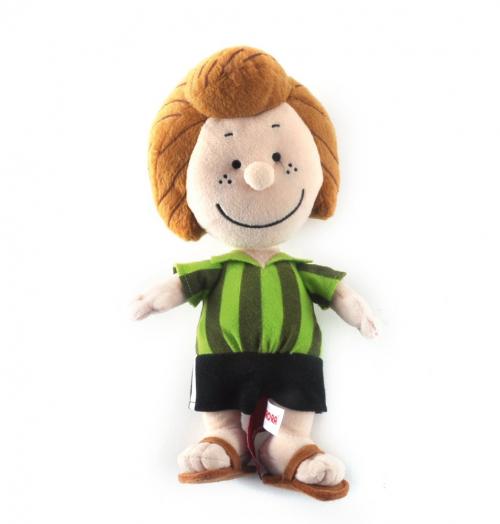 Peanuts Peppermint Patty Plüschfigur.