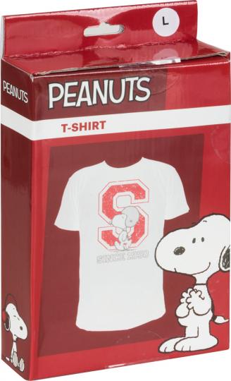 Peanuts Snoopy 1950. T-Shirt, Größe L.