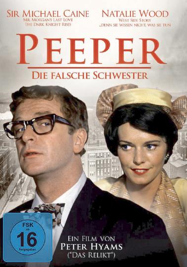 Peeper - Die falsche Schwester DVD
