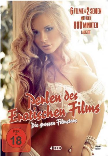 Perlen des Erotischen Films - Die großen Filmstars 3 DVDs