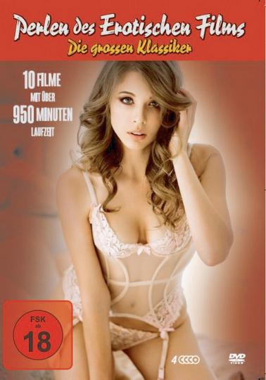 Perlen des Erotischen Films - Die großen Klassiker. 3 DVDs.