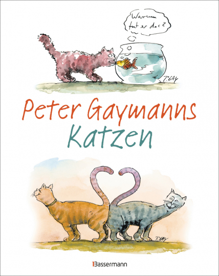 Peter Gaymanns Katzen.