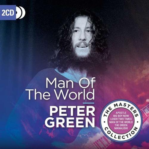 Peter Green. Man of the World. 2 CDs.