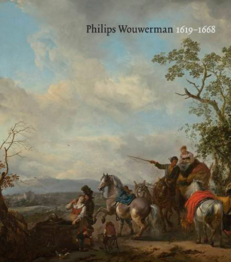 Philips Wouwerman 1619-1668.