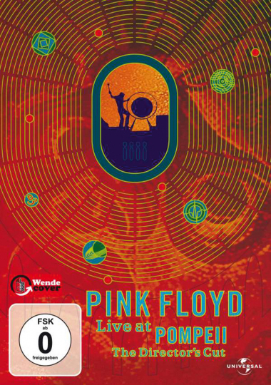 Pink Floyd: Live at Pompeii (The Director's Cut) DVD