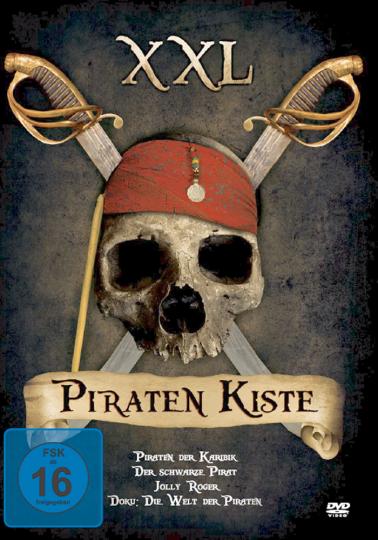 Piraten Kiste XXL DVD