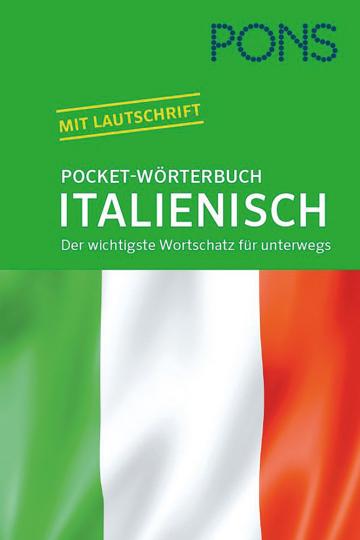Pocket-Wörterbuch Italienisch
