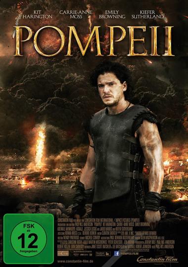 Pompeii. DVD.