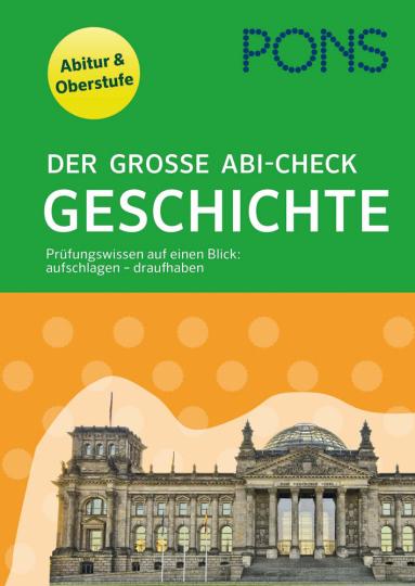PONS Der große Abi-Check Geschichte.
