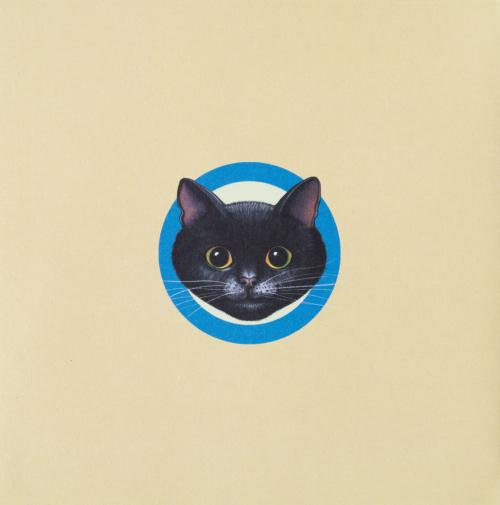Pop-up-Grußkarte »Katz & Maus«.