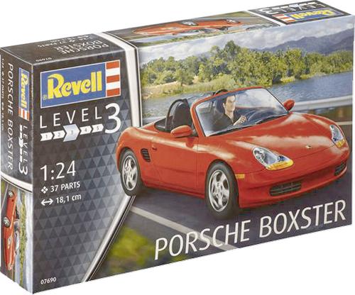 Porsche Boxster - Modell 1:24