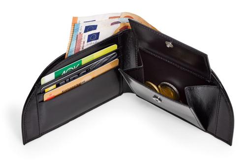 Portemonnaie für die Hosentasche