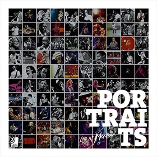 Portraits. Live at Montreux. Fotobildband inkl. 2 DVDs.