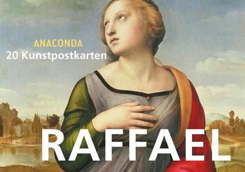Postkartenbuch Raffael.