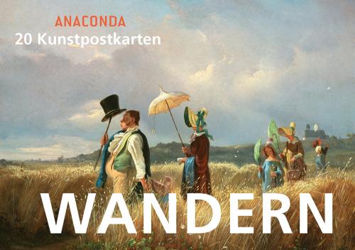 Postkartenbuch Wandern.