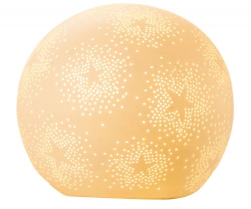 Prickellampe Stern