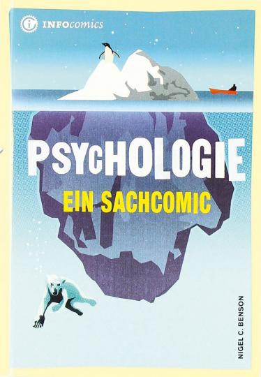 Psychologie. Ein Sachcomic.