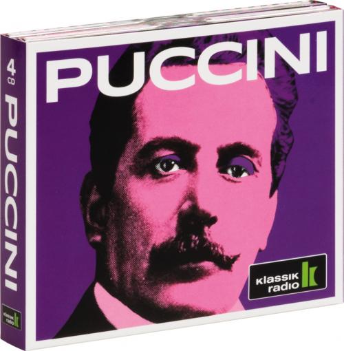 Puccini - Seine besten Werke. 4CDs