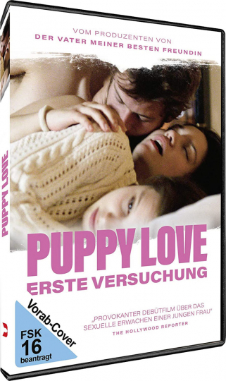 Puppylove - Erste Versuchung. DVD