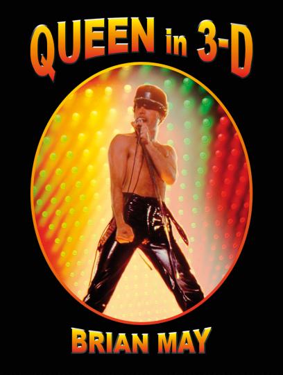 Queen in 3-D.