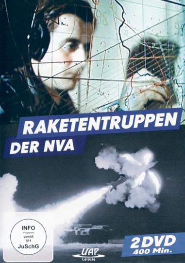 Raketentruppen der NVA 2 DVDs
