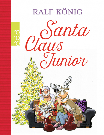 Ralf König. Santa Claus Junior.