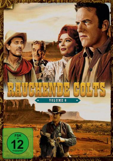 Rauchende Colts Volume 8. 6 DVDs