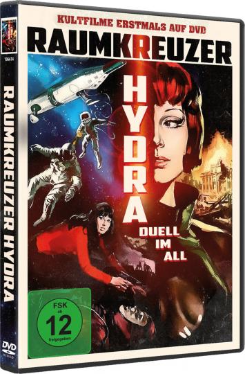 Raumkreuzer Hydra - Duell im All. DVD.