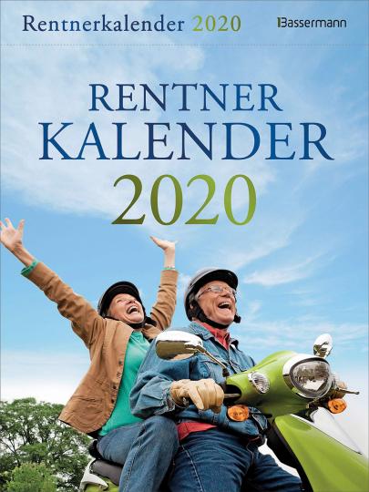 Rentnerkalender 2020 - Abreißkalender