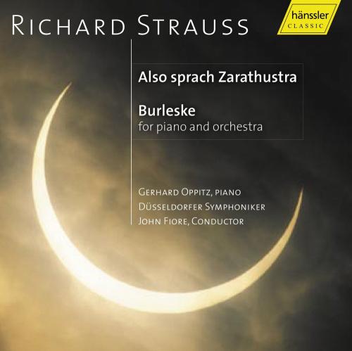 Richard Strauss. Also sprach Zarathustra op.30. CD.