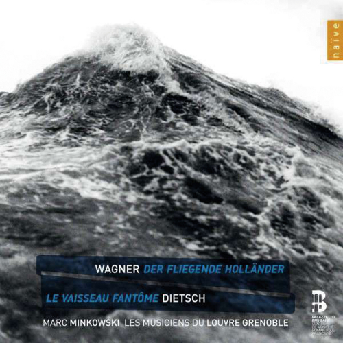 Richard Wagner. Der Fliegende Holländer. 4 CDs.