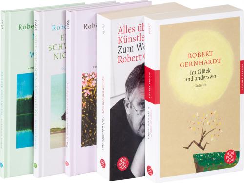 Robert Gernhardt Paket. 5 Bände.