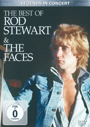 Rod Stewart and the Faces DVD
