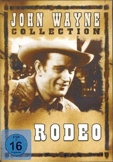 Rodeo. John Wayne Collection. DVD.