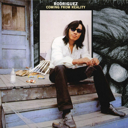 Rodriguez. Coming From Reality. CD.