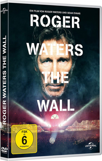 Roger Waters : The Wall. DVD.
