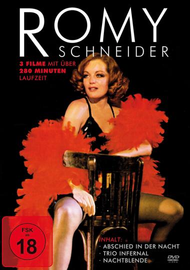 Romy Schneider Box. DVD.
