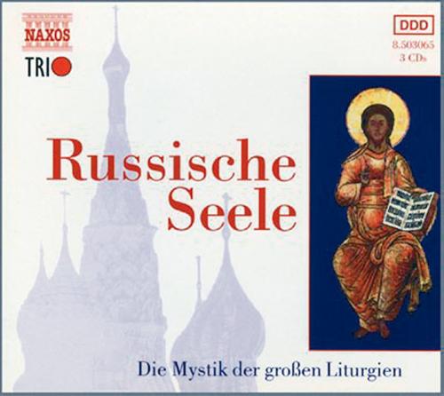 Russische Seele 3 CDs