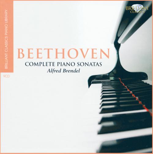 Sämtliche Klaviersonaten 9 CDs