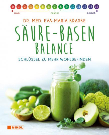 Säure-Basen-Balance. Der Schlüssel zu mehr Wohlbefinden.