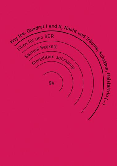 Samuel Beckett: »He Joe« und andere Filme für den SDR. Quadrat I und II, Nacht und Träume, Schatten, Geistertrio, Nur noch Gewölk, Was, wo. DVD.