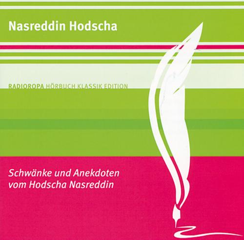 Schänke und Anekdoten von Hodscha Nasreddin CD