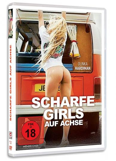 Scharfe Girls auf Achse. DVD.
