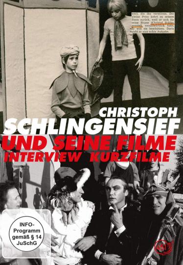 Schlingensief und seine Filme. DVD.