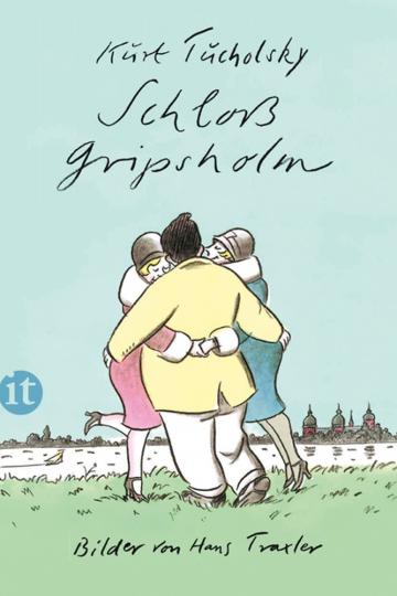 Schloß Gripsholm. Eine Sommergeschichte.