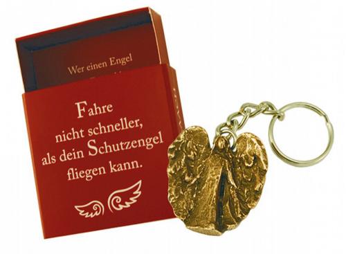 Schlüsselanhänger »Schutzengel«.
