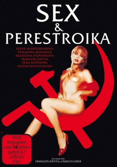 Sex & Perestroika. DVD.