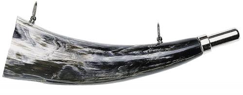 Signalhorn aus Büffelhorn.