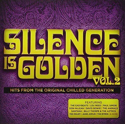 Silence is Golden - Vol. 2. 3 CDs.