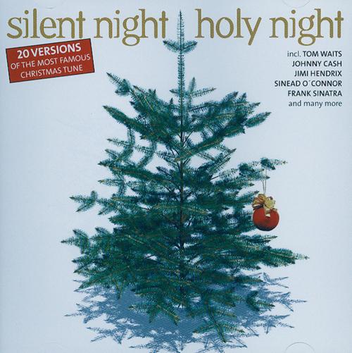 Silent Night Holy Night - 20 Versionen CD